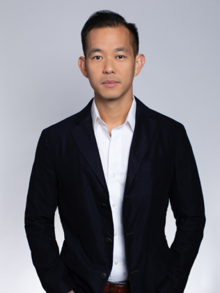 Photo of Patrick Chang